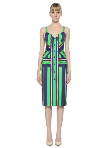 Tanya Taylor Elbise Yeşil